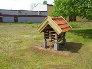 Insektshotellet i Anderstorp